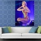 Iggy Azalea Hip Hop Music Singer Huge 48x36 Print Poster