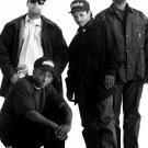 Nwa Rare Dj Yella Mc Ren Eazy E Dr Dre Gangsta Rap Band 16x12 Print Poster