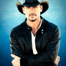 Tim McGraw Awesome Portrait Country Music Artist Singer 16x12 Print POSTER