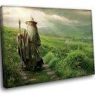 Gandalf Wizard 40x30 Framed Canvas Art Print
