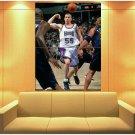 Jason Williams No Look Pass Sacramento Kings Sport Huge Giant Print Poster