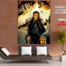 Mad Max Fury Road Tom Hardy 2015 Movie GIANT Huge Print Poster