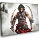 Prince Of Persia Video Game Fantasy Adventure 40x30 Framed Canvas Art Print