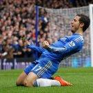 Eden Hazard Chelsea Football Soccer Sport 16x12 Print Poster