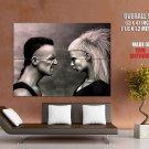 Die Antwoord Painting Art Yolandi Visser Ninja Music GIANT Huge Print Poster