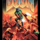DOOM Original Video Game Retro Art 24x18 Wall Print POSTER