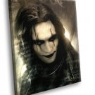 Brandon Lee The Crow Fantasy Movie 50x40 Framed Canvas Art Print