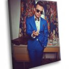 Panic At The Disco Brendon Urie Rock Band Music 30x20 Framed Canvas Print