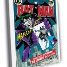 Joker Gotham Card Batman Cool Rare Art 50x40 Framed Canvas Print