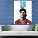 Chance The Rapper 10 Day Art Rap Hip Hop Music HUGE 48x36 Print POSTER