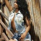 Ciara Hot Sexy R B Music Singer Rare 16x12 Print Poster
