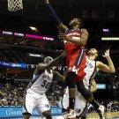 John Wall Layup Washington Wizards Basketball Sport 16x12 Print POSTER