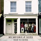 Mumford Sons Sigh No More Folk Rock Band Music 32x24 Print Poster