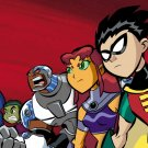 Teen Titans Go Cartoon TV Series Cool Art 16x12 Print POSTER