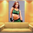 AJ Lee Sexy Wrestler Divas Champion 47x35 Print Poster
