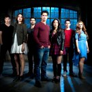 Teen Wolf Cast Characters TV Series 32x24 Wall Print POSTER