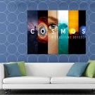 Cosmos A SpaceTime Odyssey Tv Series HUGE 48x36 Print POSTER