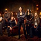 Lost Girl Cast Characters TV Series 16x12 Print Poster