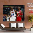 Michael Jordan All Star Game 2003 Basketball Giant Huge Print Poster