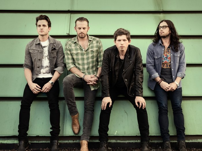 Kings Of Leon Rock Band Music 32x24 Print Poster