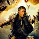 Mad Max Fury Road Tom Hardy 2015 Movie 16x12 Print POSTER