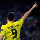 Robert Lewandowski Borussia Dortmund Poland Soccer 16x12 Print Poster