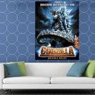 Godzilla Final Wars Awesome Gojira Japanese Movie Art HUGE 48x36 Print POSTER