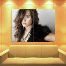 Demi Lovato Portrait Pop Music Singer Rare Huge Giant Print Poster
