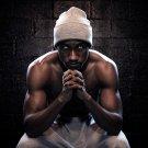 Hopsin Eyes Rapper Hip Hop Music Rap 24x18 Wall Print POSTER