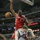 Tracy McGrady Houston Rockets Monster Dunk Basketball 16x12 Print POSTER