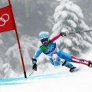 Julia Mancuso US World Cup Alpine Ski Racer Skiing Sport 16x12 Print Poster