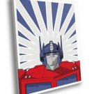 Optimus Prime G1 Transformers Generation 1 Art 40x30 Framed Canvas Print