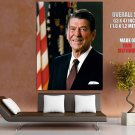 President Ronald Reagan Giant Huge Wall Print Poster