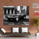 Steve McQueen Actor The King Of Cool Giant Huge Print Poster