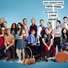 Glee Cast Characters TV Series 24x18 Print Poster