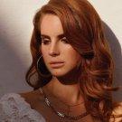 Lana Del Rey Top Singer Pop Music 16x12 Wall Print Poster