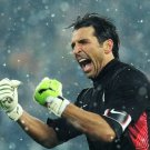 Gianluigi Buffon Goalkeeper FC Juventus Football Sport 16x12 Print Poster