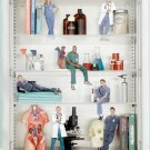 Scrubs Cast Characters TV Series 24x18 Print Poster