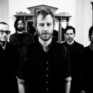 The National Indie Rock Band Music BW 16x12 Print POSTER
