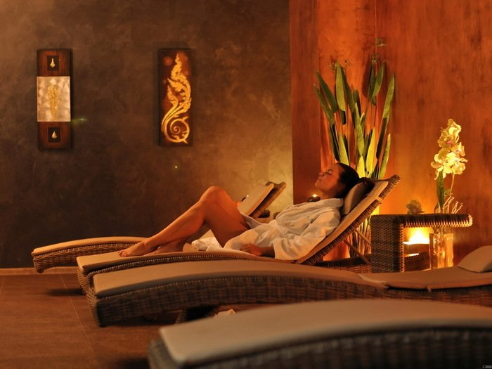 Day SPA Relax 16x12 Wall Print Poster