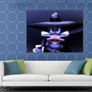 Darkwing Duck Drake Mallard Cool Amazing Art HUGE 48x36 Print POSTER