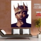 Kendrick Lamar King Hip Hop Giant Huge Print Poster