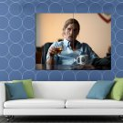 Rust Cohle Matthew McConaughey True Detective 2014 HUGE 48x36 Print POSTER