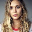 Elizabeth Olsen Portrait Actress 32x24 Print Poster