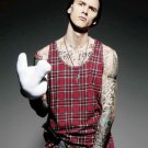 MGK Machine Gun Kelly American Rapper Cool Music Tattoo 24x18 POSTER