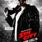 Sin City A Dame To Kill For Marv Mickey Rourke Movie 32x24 Wall Print POSTER
