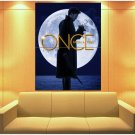 Once Upon A Time Hook Tv Series Huge Giant Print Poster