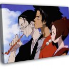 Samurai Champloo Characters Painting Anime Art 50x40 Framed Canvas Print