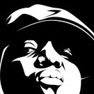 The Notorious B I G Biggie Smalls BIG Rapper Hip Hop 32x24 Wall Print POSTER