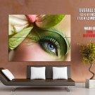 Amazing Make Up Beauty Salon Giant Huge Print Poster